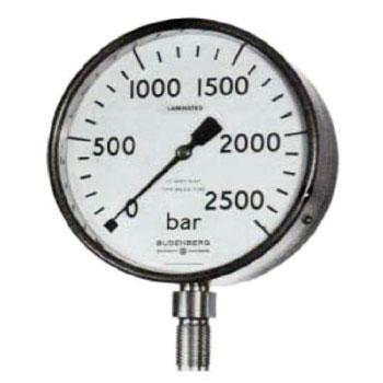 964GP 564GP High Pressure Gauge Budenberg Australia @ Procon Instrument Technology