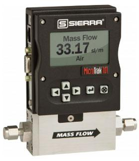 MicroTrak 101 Ultra Low Flow Meter by Sierra