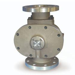 Positive Displacement Large Capacity Flow Meter by Flowmec