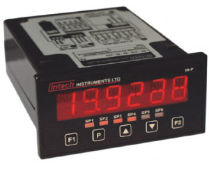 IN-P Multifunction Process Indicator by Intech