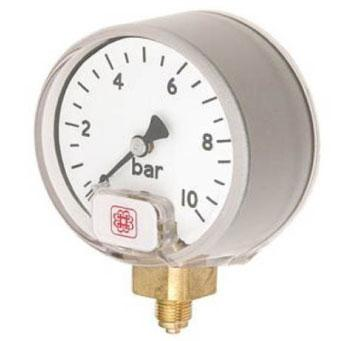 15P Small Dial High Pressure Safety Service Gauge Budenberg Australia @ Procon Instrument Technology