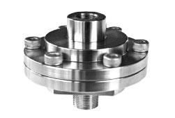 CSE Diaphragm Seal Gauge by Budenberg at Procon Instrument Technology