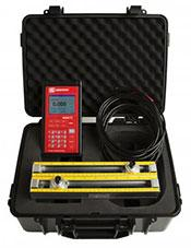 Innovasonic 210i with carry case  Ultrasonic Flow Meter by Sierra Instruments