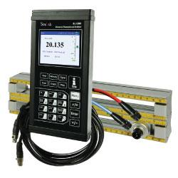 SL1288i Portable Ultrasonic Flow Meter from SiteLab