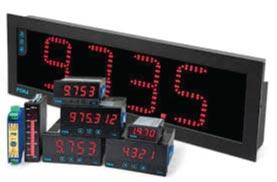 FEMA Meters and Displays from TransTech