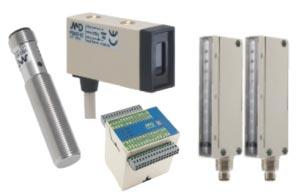 Transtech - Microdetector -Proximity / Photoelectric / Ultrasonic and Area Sensors