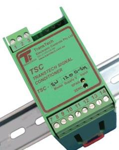 TransTech TSC Series Powered Signal Conditioners